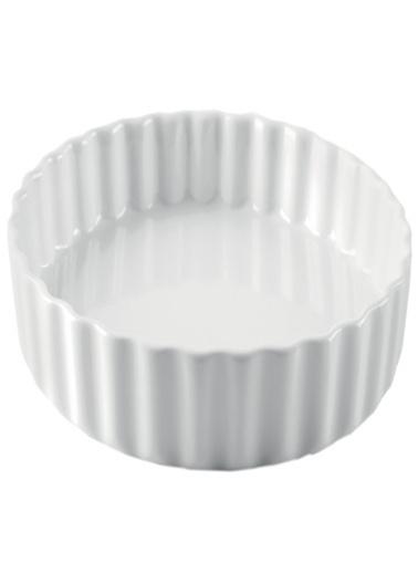 Porland Porselen Tart Kalıbı 25Cm Renkli
